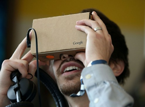 Google's Virtual Reality Tool Allows Bilborough College Students To Go On Fieldtrips