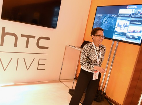 HTC Releasing Vive Fitness Tracker: Wearable May Serve As Add-On For The VR Headset