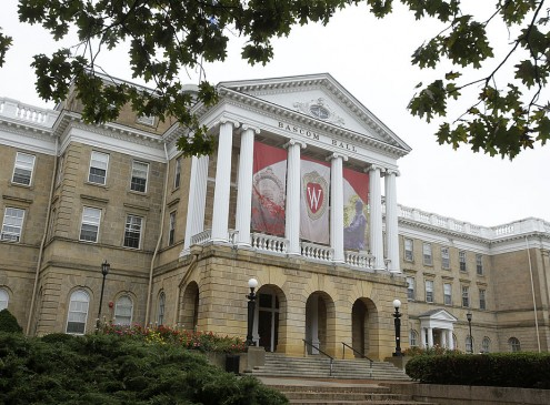 University Of Wisconsin Ex-Chancellor Accused Of Mishandling School Funds