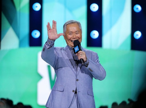 George Takei: 'Oh My!' Actor Shares Message Of Hope At Rollins College