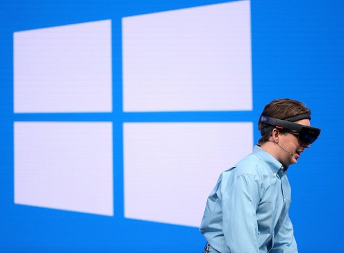 Microsoft To Work With Trimble And Cambridge University For HoloLens In Construction