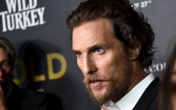 Actor Matthew McConaughey attends The World Premiere of 'Gold' hosted by TWC - Dimension with Popular Mechanics