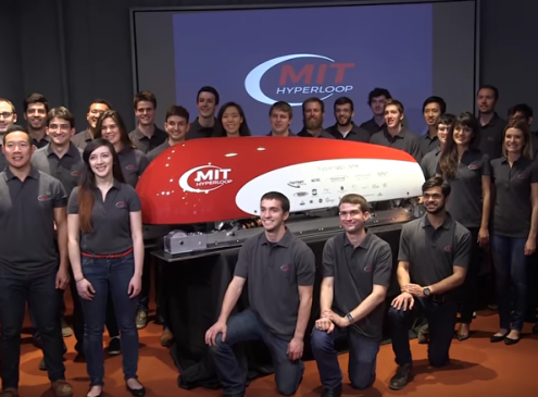 SpaceX Hosts Weekend Hyperloop Pod Race  For University Students In Hawthorne [Video]
