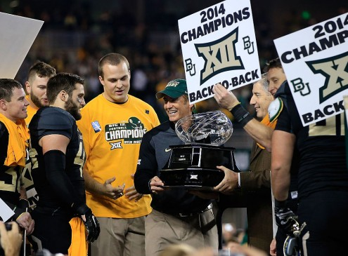 Baylor University Football Players Accused Of 52 Counts Of Sexual Assault