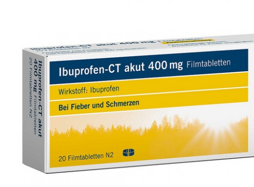 Paracetamol Best Drug to Cure Coughs, Colds and Sore Throats; Ibuprofen Is Ineffective, Study