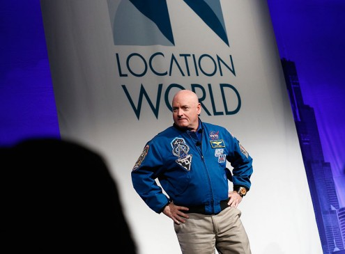 NASA Astronaut Scott Kelly: Solves HIs Aging Problem Through Space Travel