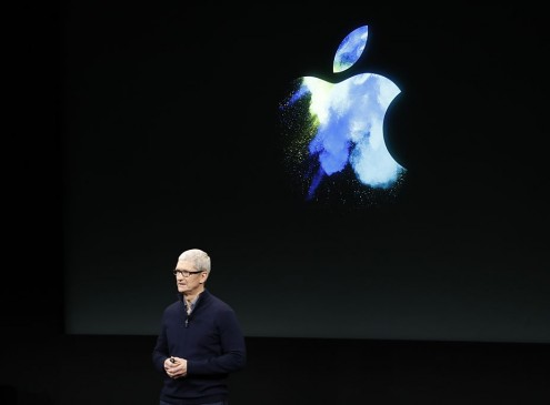 Microsoft Lagging Behind Apple In Market Value