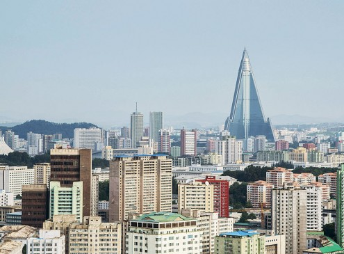 North Korean University Asks Help From Texas A&M University With Food Security