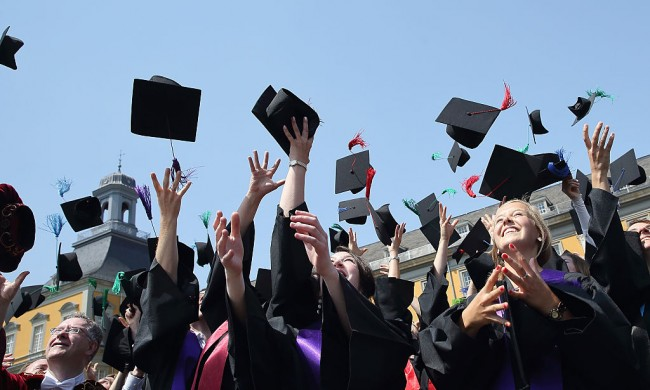 Graduating College Can Pave The Way To A Good Career
