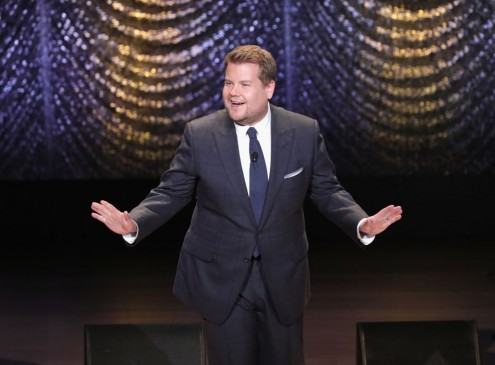 James Corden As Grammys Host, Shares Career Success Secret