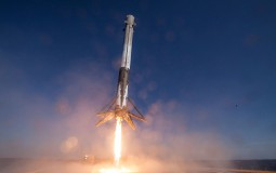 Falcon 9 Landing