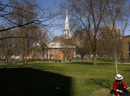 Rutgers, Georgetown And UM, Among Universities That Have Historical Ties To Slavery