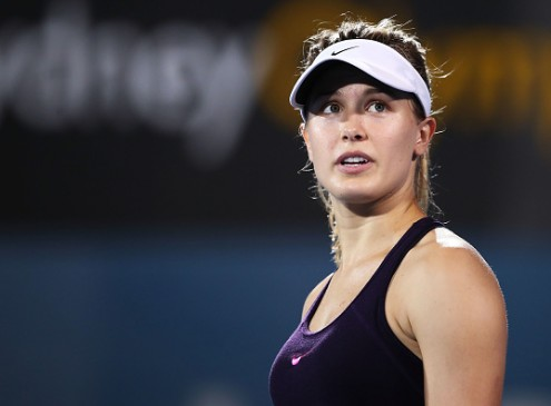 How A University Student Got The 'Best Date Ever' With Eugenie Bouchard