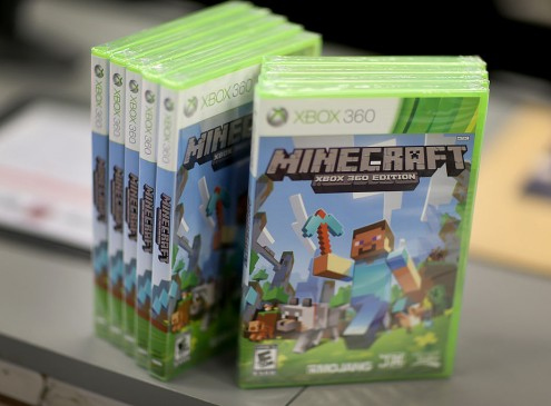 MInecraft And Science: How College Students Learn Chemistry  By Playing The Game