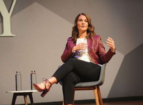 Melinda Gates Wants Women In Tech For STEM And Diversity