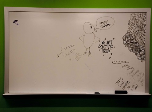 Michigan State University Bans Whiteboards On Dorms Due To Bullying