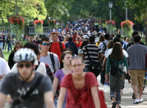 More Sexual Assaults Reported At University Of Illinois, Urbana-Champaign Campus