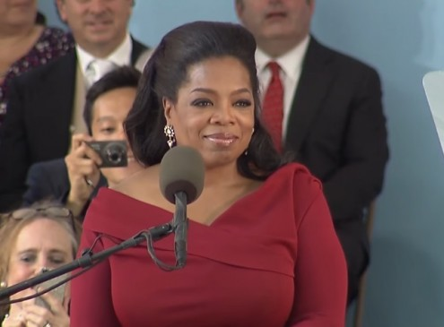 Oprah Winfrey To Deliver Smith College Commencement Address