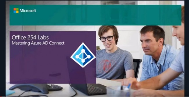 Office 365 Labs – Mastering Azure AD Connect