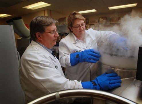 University Of Minnesota Researchers Find New Method To Warm Cryogenically Frozen Tissue