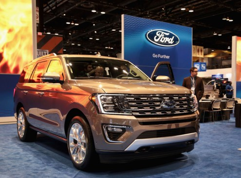 Ford Ups the Game with Cutting Edge Tech for 2018 Expedition