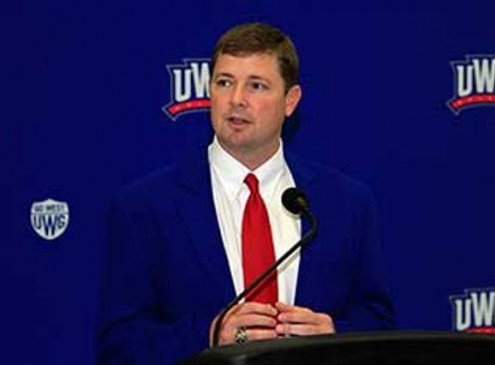 Will Hall Joins UWG as Head Football Coach