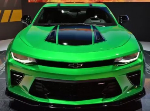 Chevrolet Confirms Chevy Camaro To Get A New Look, Something Powerful & With Lots Of Muscles On Board