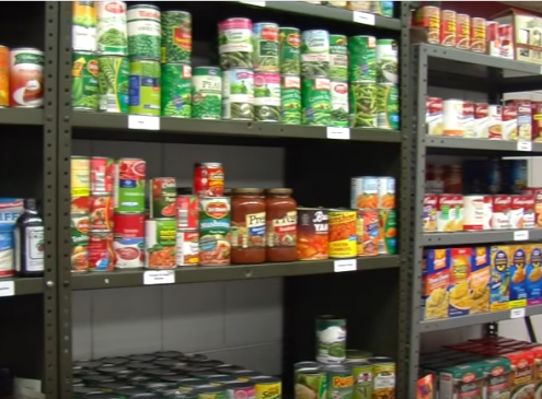 University Pantry Aims To Relieve Students' Concern About Hunger