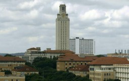 The Texas University with Its Tower