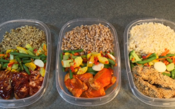 Healthy meal prep for college students