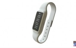 Braille On Your Wearable Device
