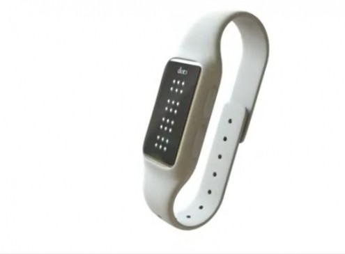 A Tech Must See: The First-Ever Smart Watch That Sends Braille Notifications To Its Users