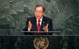 Former UN chief Ban Ki-moon will be a visiting professor at Harvard