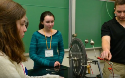 STEM for girls workshop