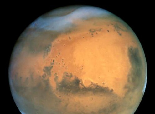 NASA and SpaceX Join Forces To Indentify Possible Landing Spots on Mars [Video]