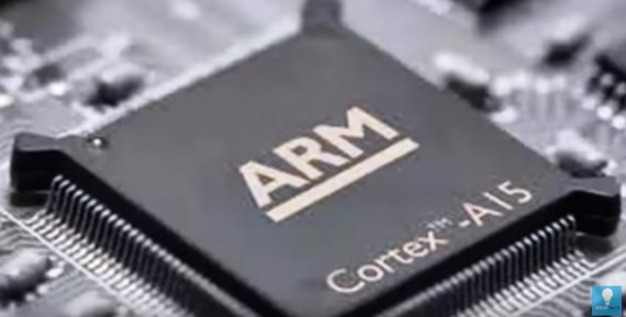 ARM: New chip design focuses on AI and auto-learning.