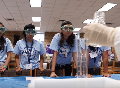 AT&T Partners With UT Dallas Mentoring Program To Support Women In STEM
