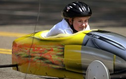 University of Akron's College of Engineering Students Shows Off Skills At Soap Box Derby [VIDEO]