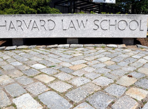 Harvard Law School Accepts GRE