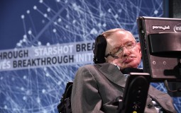 Stephen Hawking Announce Breakthrough Starshot, A New Space Exploration Initiative