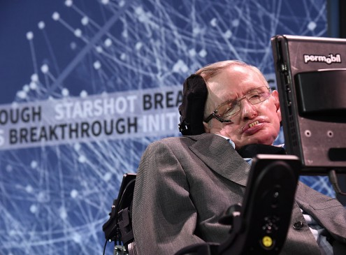 Trump Makes Stephen Hawking Sad, Renowned Scientist Loses Hope