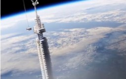NY Architect plans to build a Skyscraper from an Asteroid!? AWESOME!
