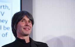 University of Manchester Professor Brian Cox, English Physicist and Best-Selling Author