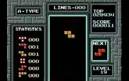 Tetris game