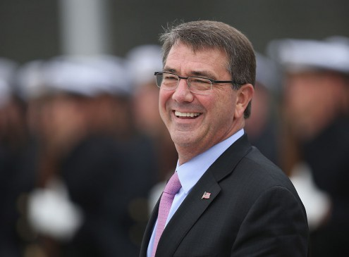 Former Defense Secretary Ash Carter To Direct Harvard Center
