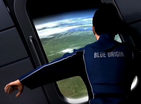 Space Tourism Is About To Get Real, Excellent Work From Blue Origin