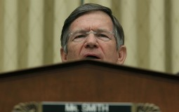Lamar Smith Throws Jabs at Climate Scientists Saying They Make Wild Guesses to Promote Their Agenda