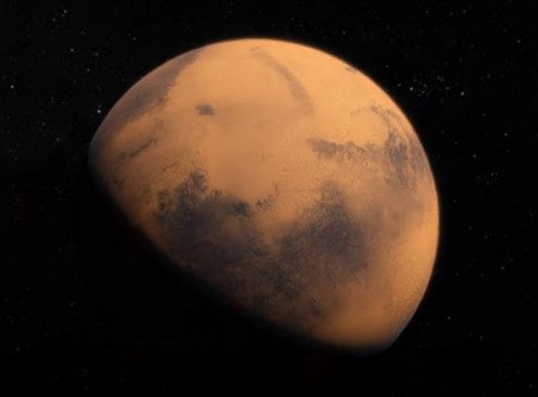 Professor At University of Colorado Boulder Explains How Mars Lost Its Water