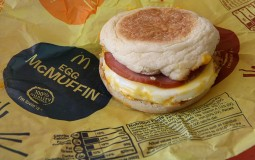 Hazardous chemicals in fast food wrappers can contaminate food