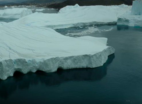 Ohio Unoiversity Study Predicts Greenland's Coastal Ice Sheet To Disappear by 2100